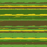Brush painted stripes Stock Images