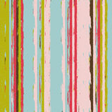 Brush painted stripes Stock Photo