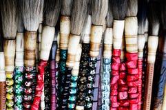brush pen Royalty Free Stock Photo