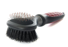 Brush for pet Royalty Free Stock Images