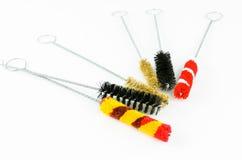 Brush Set Cleaning Gun Royalty Free Stock Photos