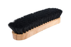 Brush for shoes Royalty Free Stock Photo