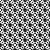 Brush stroke seamless vector pattern Stock Image