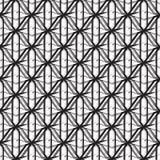 Brush stroke seamless vector pattern Royalty Free Stock Photos