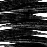 Brush stroke square. Hand drawing of abstract square , use for background Stock Photos