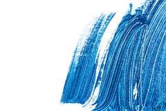 Brush stroke Stock Image