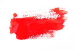 Brush strokes Stock Photography