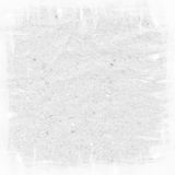 Brush strokes painting on gray recycled paper Stock Image
