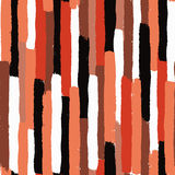 Brush strokes seamless pattern Royalty Free Stock Images