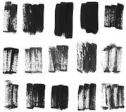 Brush strokes Stock Photos