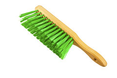 Brush for sweeping Royalty Free Stock Image