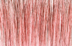 Brush texture. Processed brush texture at high magnification Stock Images