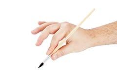 Brush to paint Stock Photo