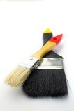 brushes isolated Royalty Free Stock Image