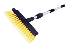 Brush for washing Stock Photography