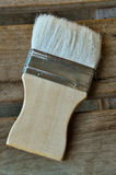 Brush white skin soft Royalty Free Stock Photography
