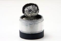 Brush With Powder Royalty Free Stock Photos