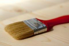 Brushe da pintura Imagem de Stock