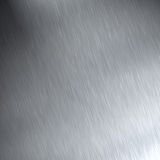 Brushed Aluminum Royalty Free Stock Photo