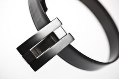 Brushed aluminum Belt Royalty Free Stock Photo