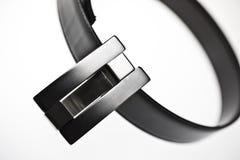 Brushed aluminum Belt Royalty Free Stock Photo