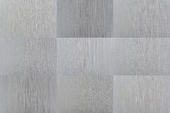 Brushed Aluminum Metal Background Royalty Free Stock Photo