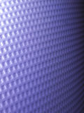 Brushed aluminum pattern background Stock Photo