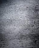 Brushed belägger med metall texturerar Arkivfoto