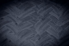 Brushed black dark wall texture Stock Photography