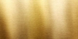 Brushed brass texture. An image of a typical brushed brass texture Vector Illustration