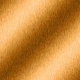 Brushed bronze with highligh. Brushed bronze close up with a highlight stripes going diagonal royalty free illustration