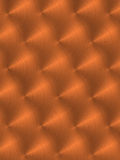 Brushed Copper. (handbrushed, circular pattern Vector Illustration