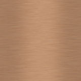 Brushed Copper Stock Image
