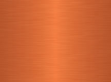 Brushed copper bronze background texture Royalty Free Stock Photo