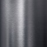 Brushed dark aluminum metal texture stock images