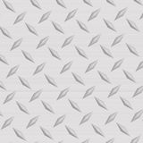 Brushed Diamond Aluminum Royalty Free Stock Image