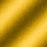 Brushed gold with highlights Stock Photo