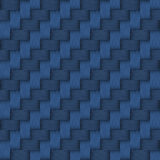 Brushed jeans woven 3 Royalty Free Stock Image