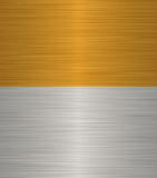 Brushed metal Royalty Free Stock Photography