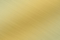 Brushed metal. A Brushed metal texture background - golden look Vector Illustration