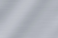 Brushed metal. A Brushed metal texture background - natural look Royalty Free Stock Images