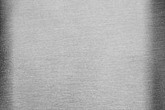 Brushed metal. Texture, abstract background Stock Photography