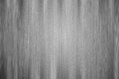 Brushed metal. Abstract brushed metal background for wallpaper Stock Photography