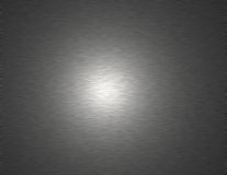 Brushed Metal. A Brushed Aluminum / metal Background Royalty Free Stock Images