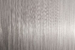 Brushed metal abstract Stock Image
