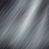 Brushed metal aluminum background. Or texture Stock Photography