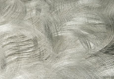 Brushed Metal Background Stock Image