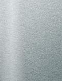 Brushed metal background. Brushed metal or aluminum background Stock Image