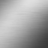 Brushed Metal Background. Brushed metal texture background with lighting effect vector illustration
