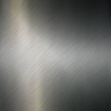 Brushed metal background Royalty Free Stock Photo